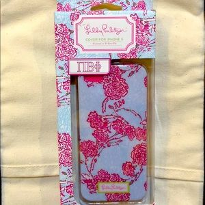 Lilly Pulitzer IPhone 5 NWT Phone Case